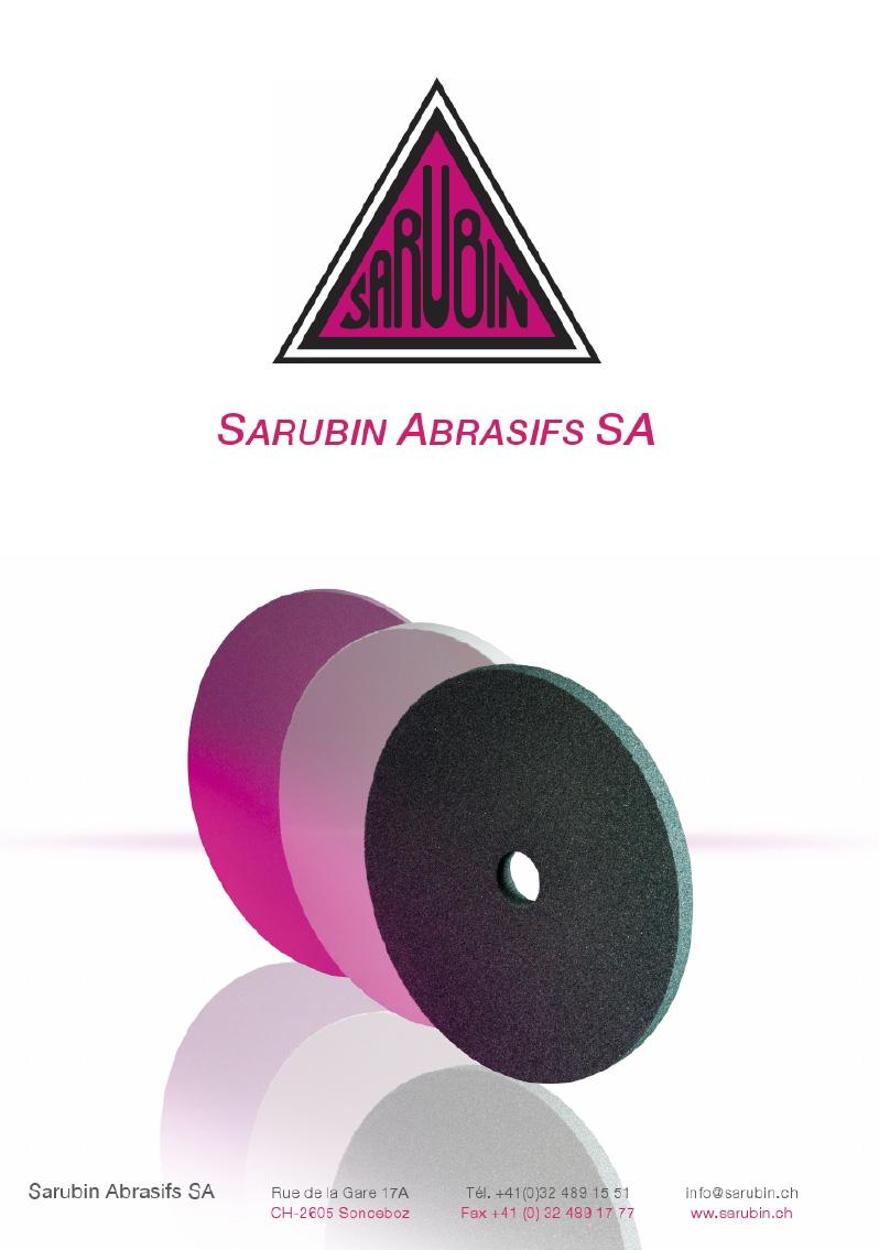 Catalogue Sarubin